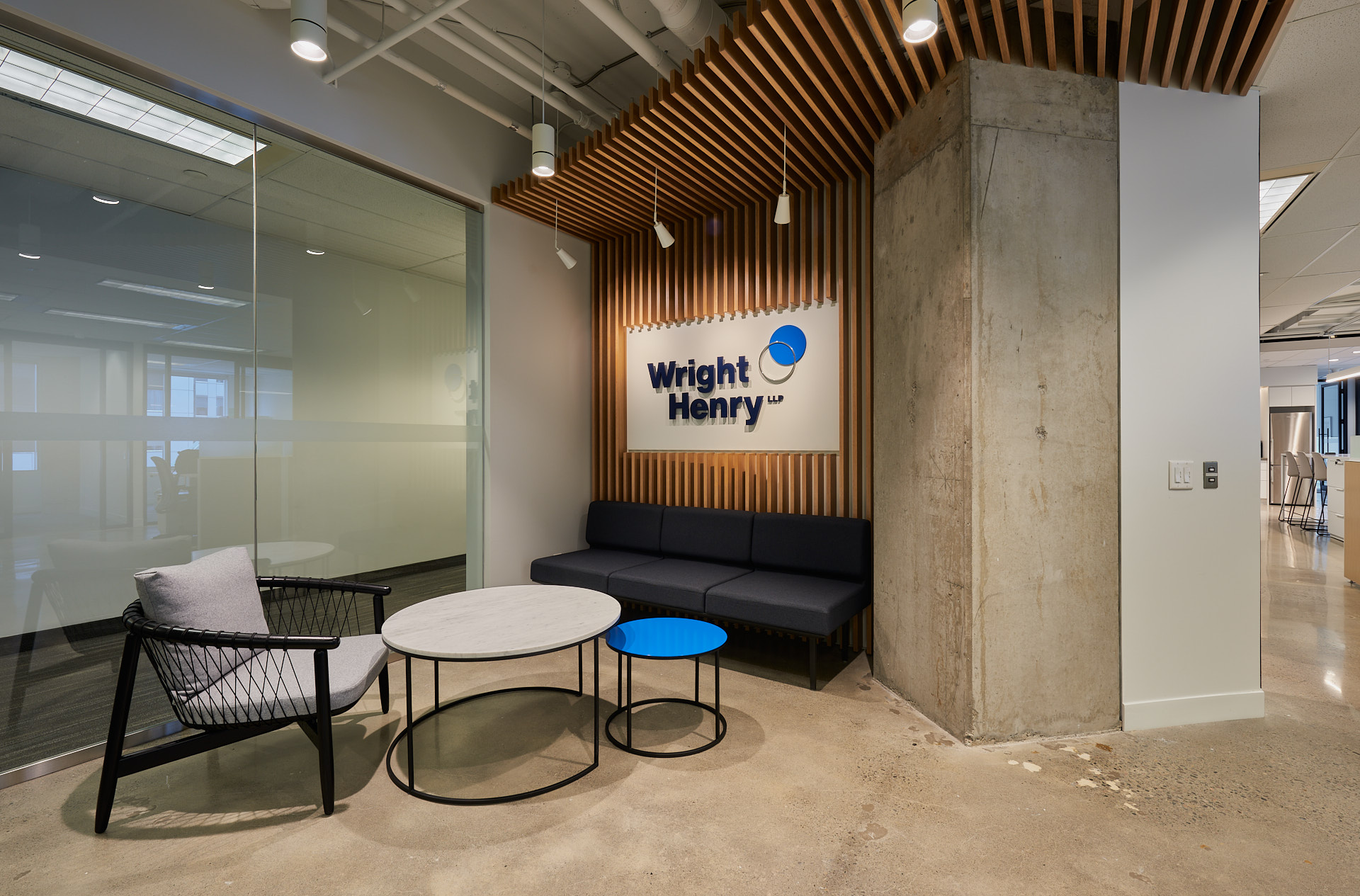Featured photo of Wright Henry LLP